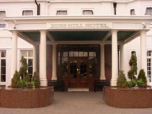 Hotel Cerca Del Aeropuerto De Londres Gatwick