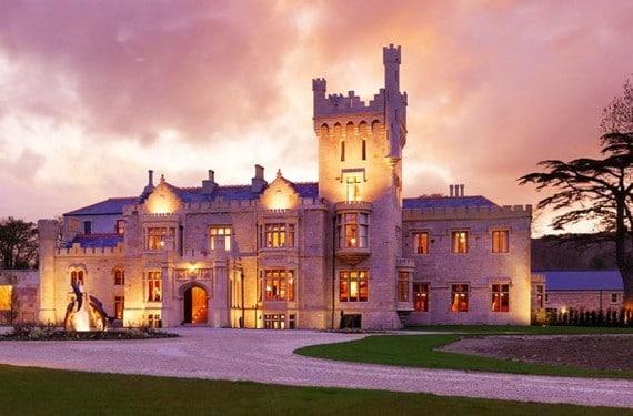 Solis Lough Eske Castle