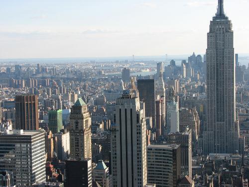 Los edificios m s famosos de nueva york - Oficina de turismo nueva york ...