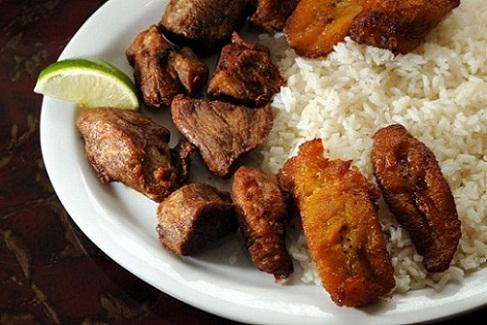 historia de la comida cubana: