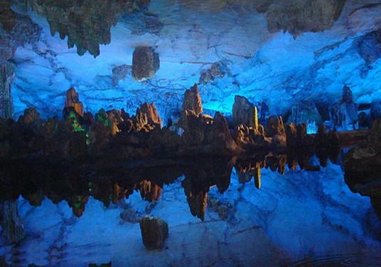 Cueva de la Flauta de Junco