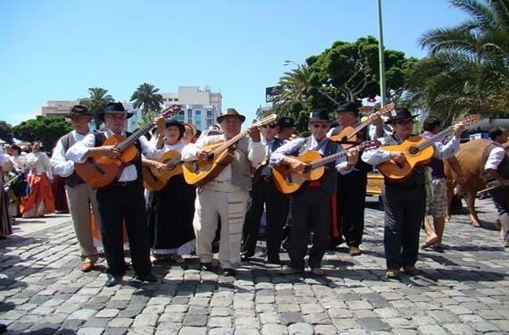 Parranda de músicos