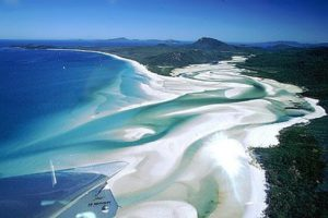 playa Whitehaven