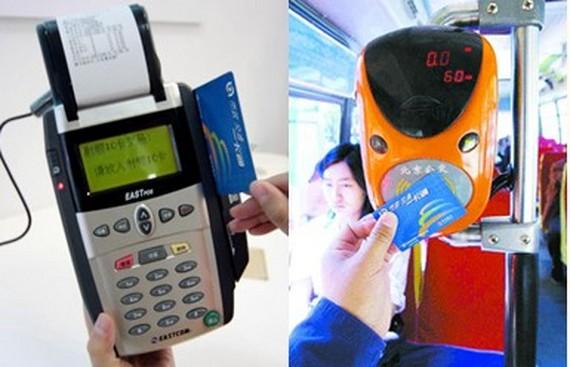 tarjeta de transporte de Beijing