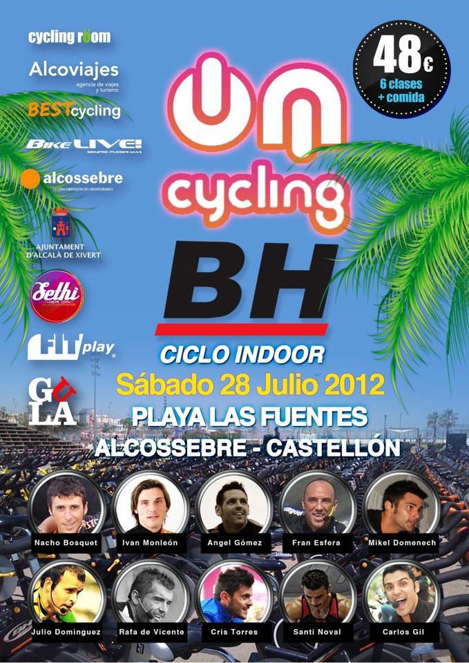 Cycling BH Ciclo Indoor 2012