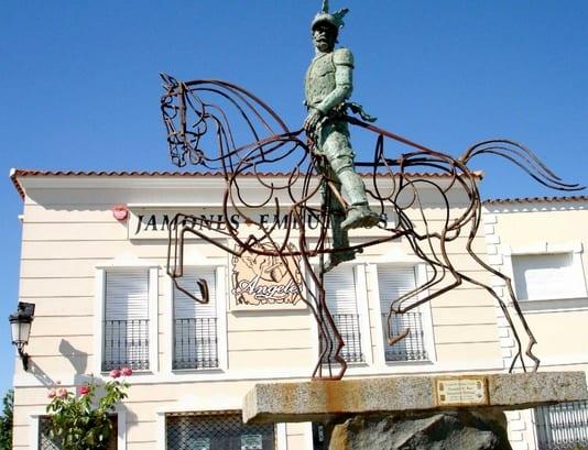 Badajoz, un culto a la memoria