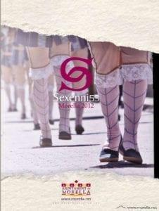Programa de actos del 53 Sexeni de Morella.
