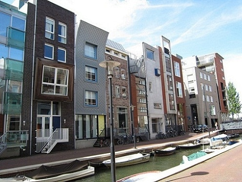 Java island arquitectura contempor nea en amsterdam - Alquiler casa amsterdam ...