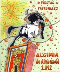 Fiestas de Algimia de Almonacid.
