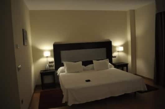 El hotel Las Bóvedas
