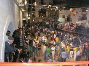 Fiestas en Villahermosa del río