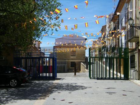 Imagen de las anteriores fiestas de San Lorenzo