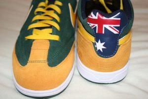 colores nacionales de Australia