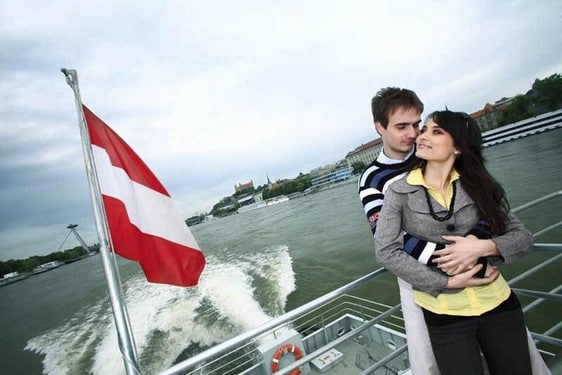 crucero por Pequeño Danubio