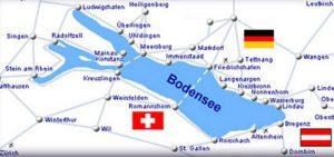 mapa Lago Constanza
