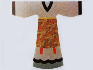 ropa china tradicional