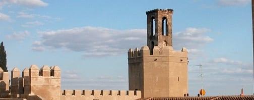La torre de Espantaperros, ícono de Badajoz