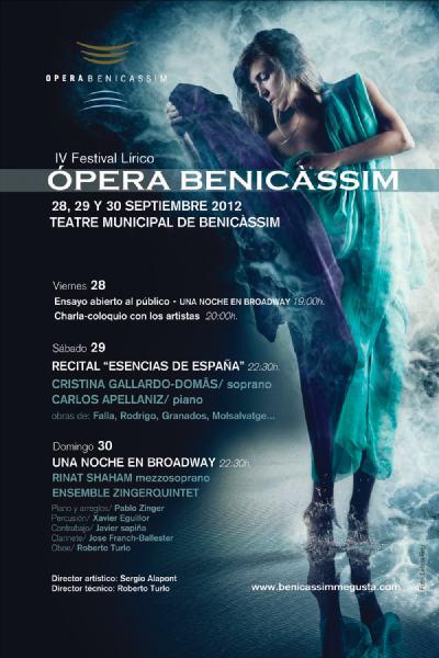 IV Festival Lírico Ópera Benicàssim