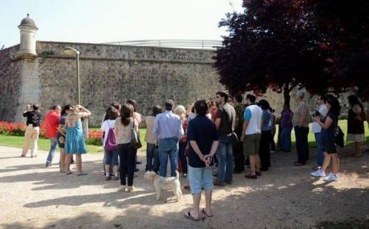 Visita guiada de Badajoz, memoria de Menacho