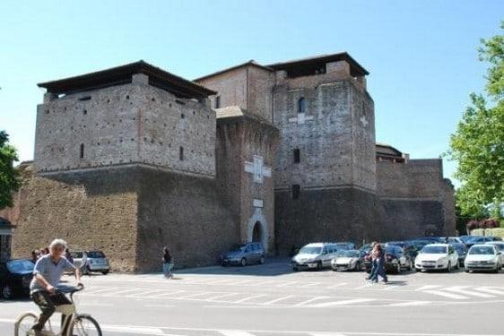 Castel sismondo la casa del lobo de rimini - Casa del mobile rimini ...