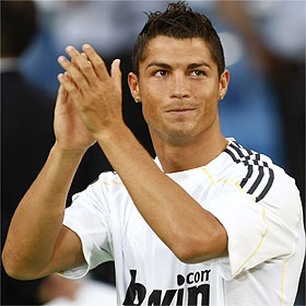 Christiano Ronaldo Website