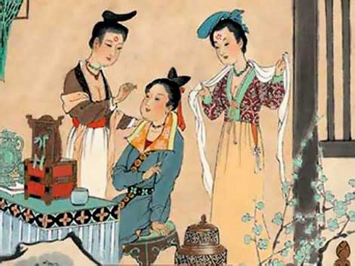 maquillaje chino