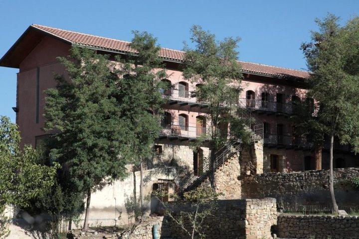 Albergue 'Francesc de Vinatea' en la Fábrica Giner (Morella).