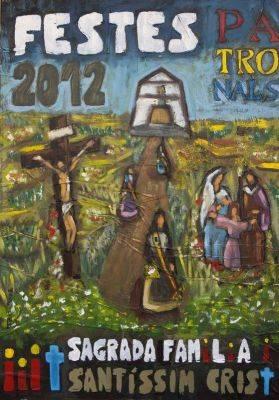 Fiestas de la Vall d'Uixó 2012, en honor a la Sagrada Familia y el Santísimo Cristo