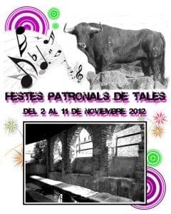Fiestas patronales de Tales de noviembre