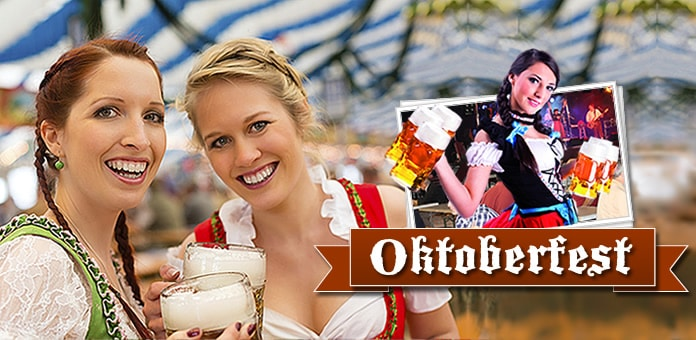 Cartel del Oktoberfest de Oropesa del mar