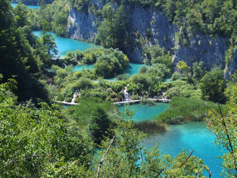 Imágenes de paisajes de Croacia