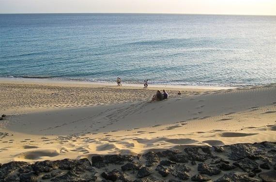 Playa de Morro del Jable