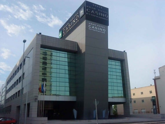 Gran Hotel Casino de Extremadura NH