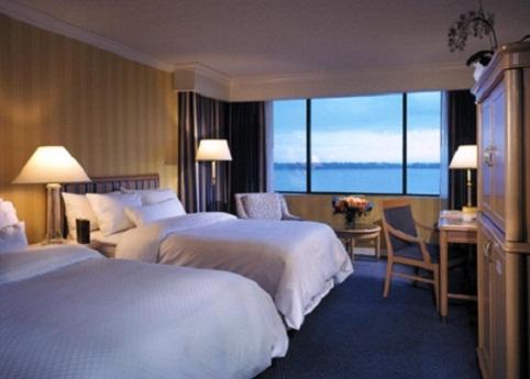 Toronto y sus hoteles de lujo for Habitaciones hoteles