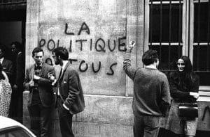 Lo que provoco el Mayo 68 en París