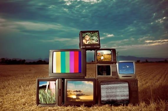 Aparatos de televisión