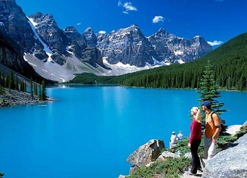parques nacionales canada