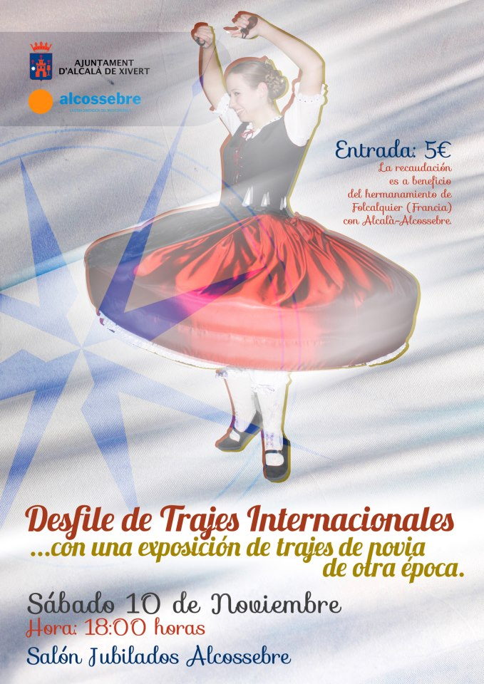 Desfile de Trajes Internacionales