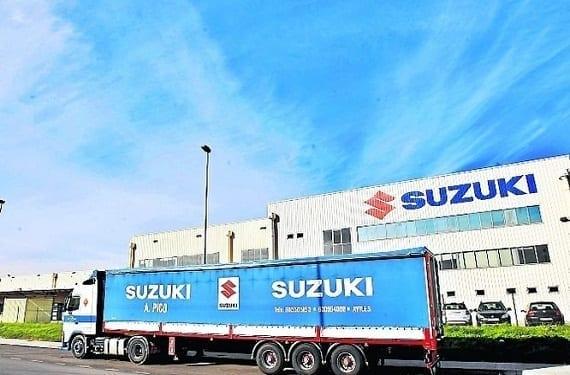 Suzuki Gijón
