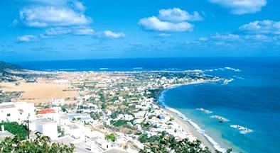Esciro una de las islas griegas