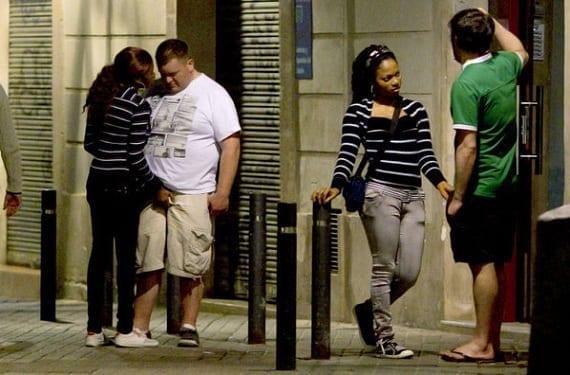 prostitutas significado prostitutas calle desengaño