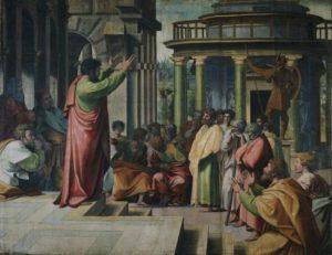 Apóstol Pablo en Grecia