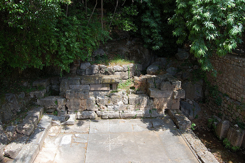 Fuente de Castalia
