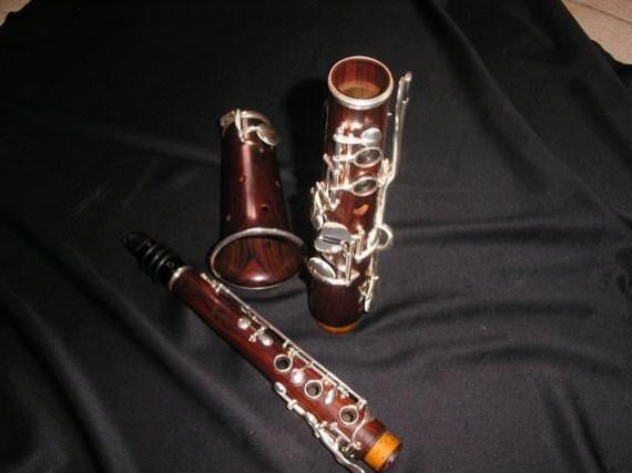 Tarogato, un instrumento típico de Hungría