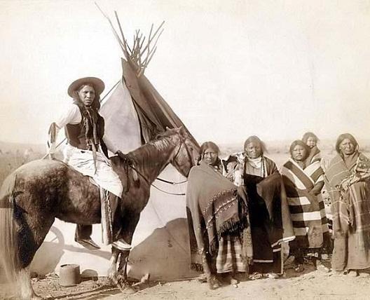 Famosos indios nativos de los Estados Unidos