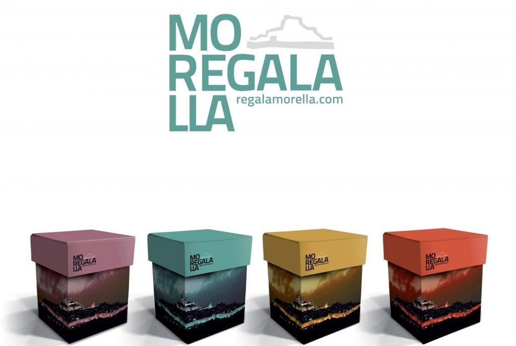 La nueva iniciativa de Morella: 'regalamorella'.