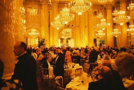 bailes imperiales en Viena