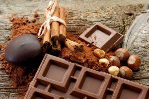 chocolates en Turín