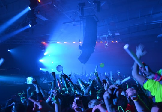 Clubes de adolescentes en Nueva York