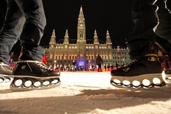 invierno en Viena